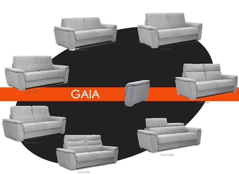 Gaia Sistema Evolution