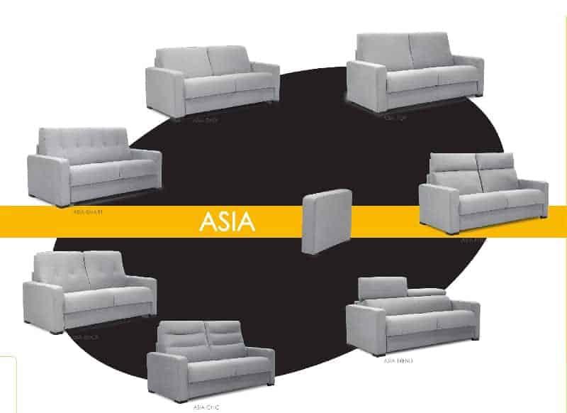 Asia Easy sistema evolution
