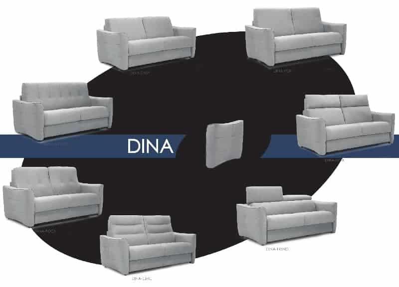 Dina Chic sistema evolution