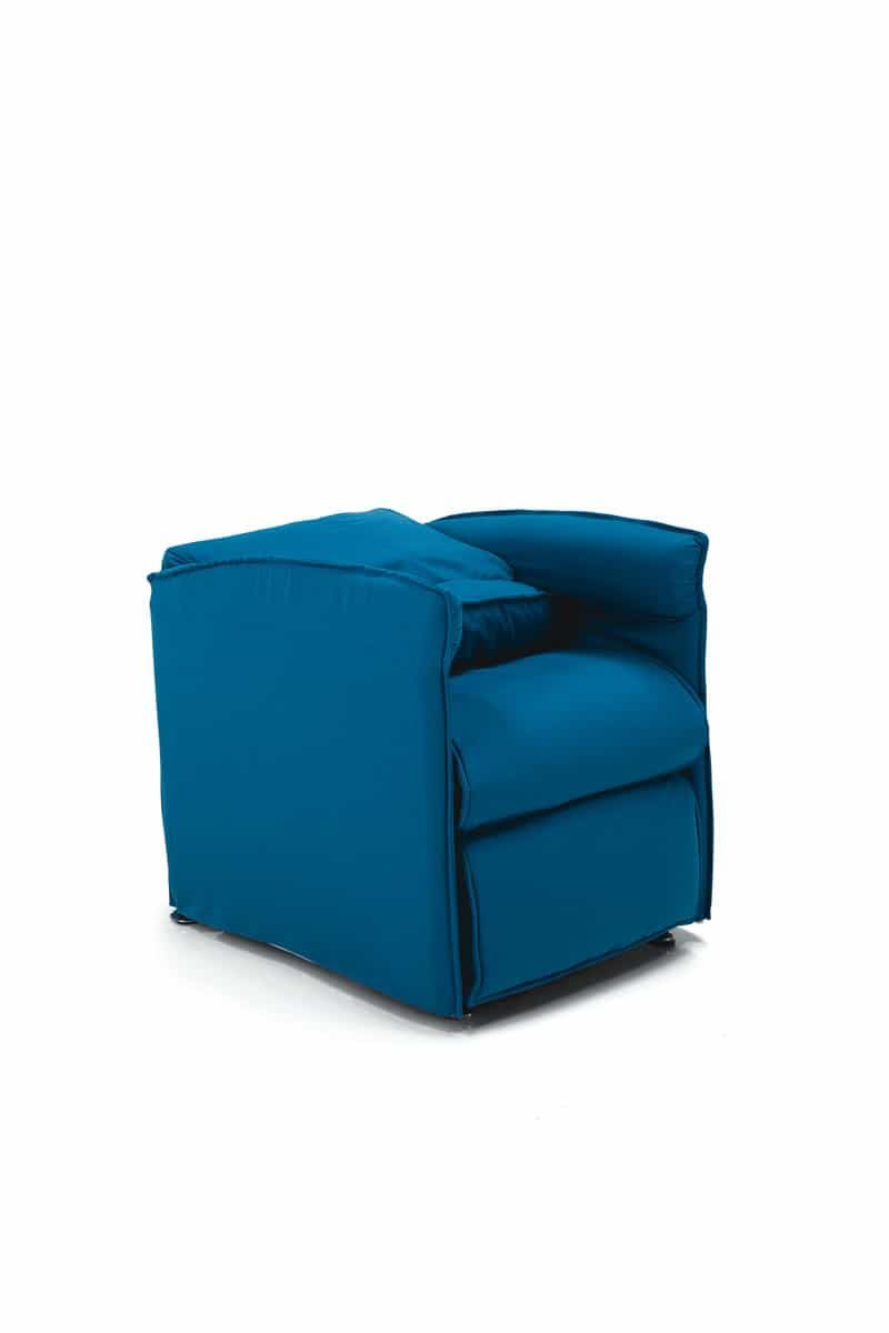 poltrona cube
