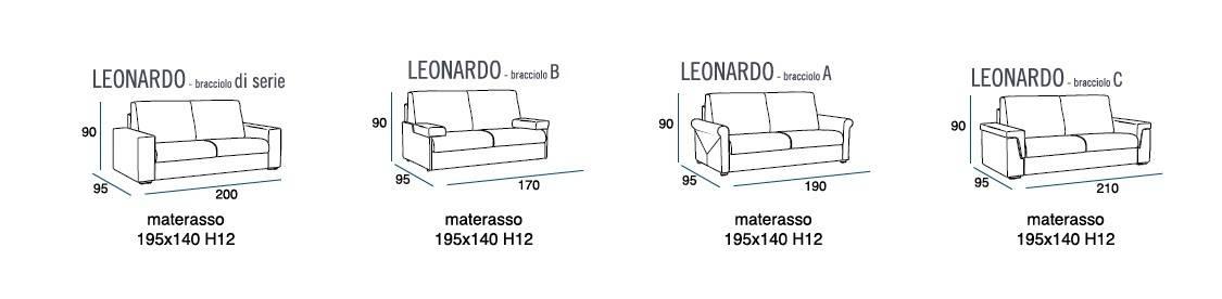 Divano Letto Leonardo.Leonardo Visani Poltrone Lift Alzapersona